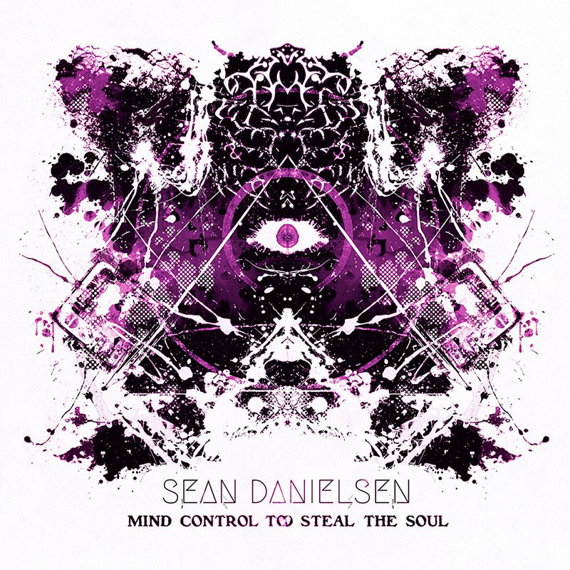 "Sean Danielsen ""Mind Control To Steal The Soul"" bandana"