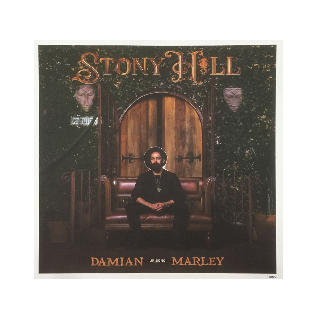 Stony Hill Album Lithograph