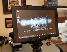 Tablet Upgrade for Kinect SLS Camera