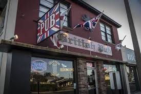 Para4ce Investigations British Pub 7:30 pm - 9:30 pm