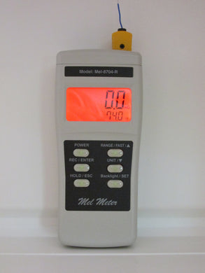 Copy of Mel Meter 8704R ProNavigator - EMF & Temperature monitoring in F and C + more CLEARANCE
