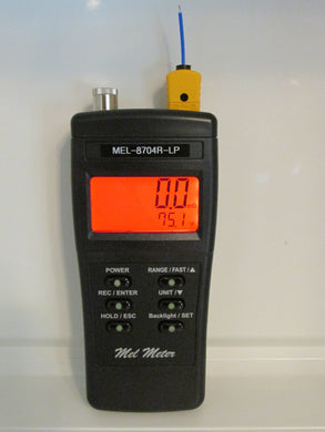 Mel Meter 8704R ProNavigator with Laser Projector