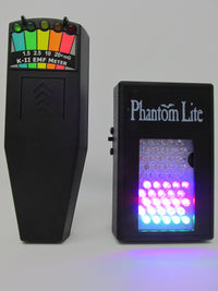 K2 meter + Phantom Lite FSX Illumination - Full Spectrum X - An All American Combo!
