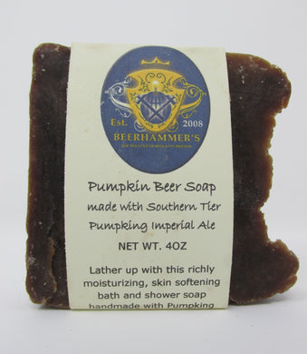 Southern Tier Pumpking Imperial Beer Soap