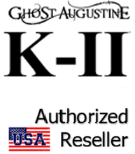 K2 Meter + Dowsing Rods 6 inch - an All American Combo!