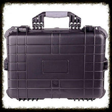 Weather proof equipment case