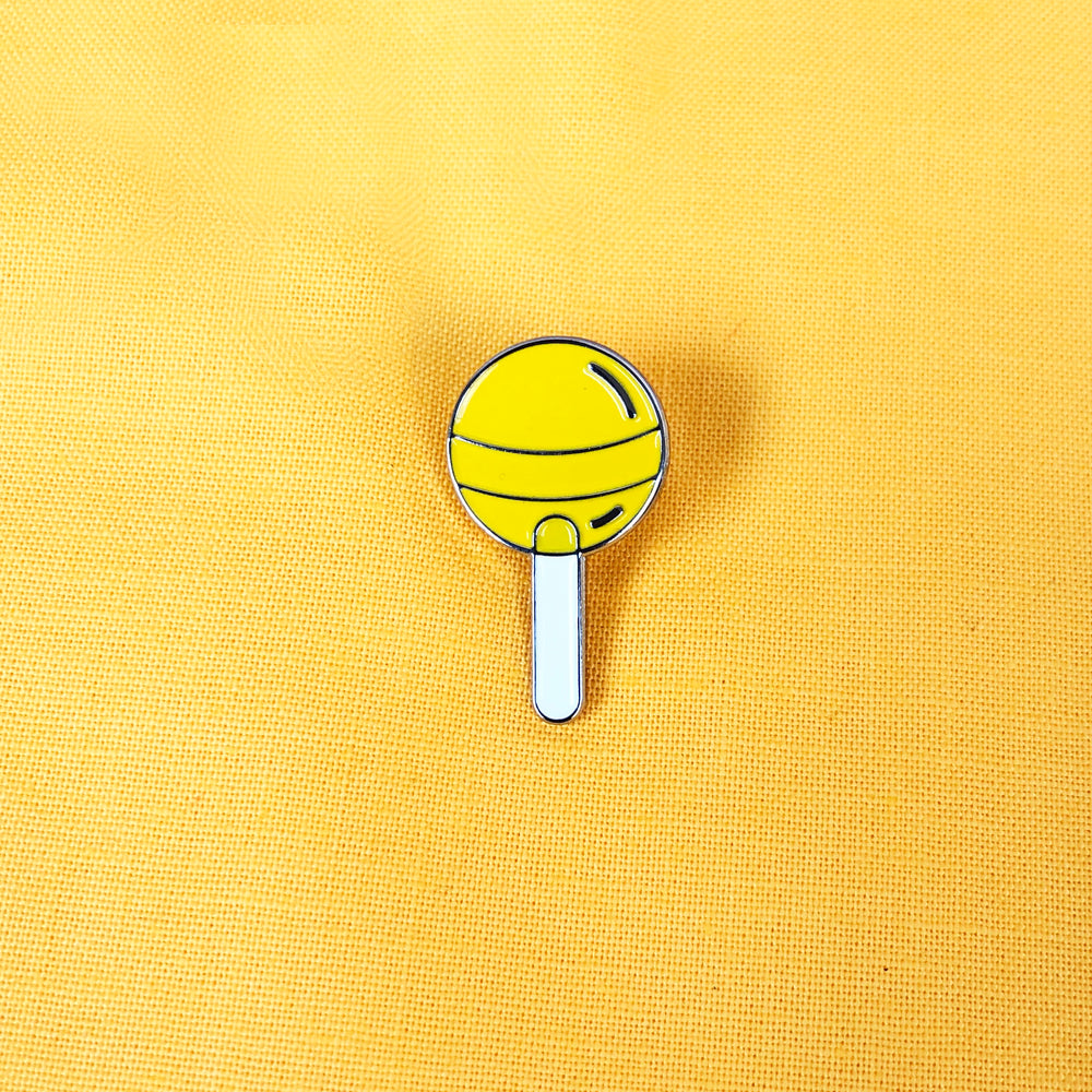 Lollipop Soft Enamel Pin