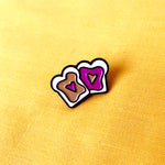 PB&J Soft Enamel Pin