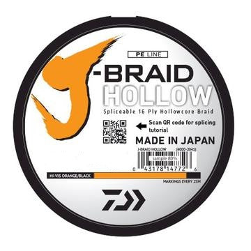 Daiwa J-Braid Hollow 750m