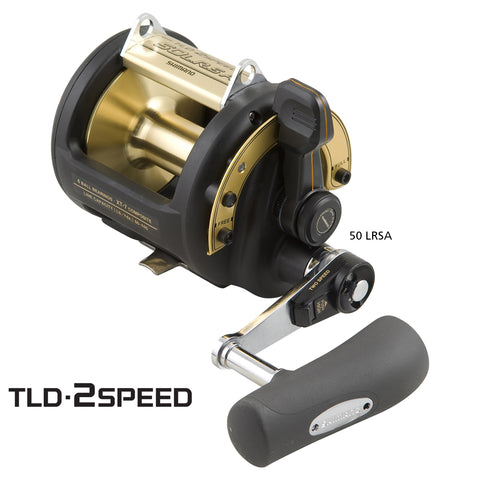 Shimano Triton Lever Drag TLD 2 Speed