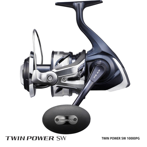 Shimano Twin Power SW 2021