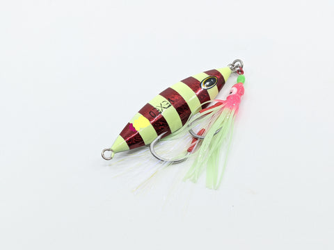 Vexed Dhu Drop Jig Rigged