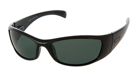 Spotters Sunglasses COYOTE+ Frame: Gloss Black Lens: Carbon