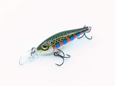 Rapala Ultra Light Minnow 4cm Rainbow Trout