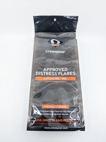 Crewsaver Offshore Distress Flares *IN-STORE PICKUP ONLY*