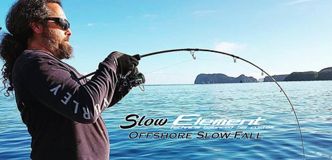 Oceans Legacy Slow Element Rods
