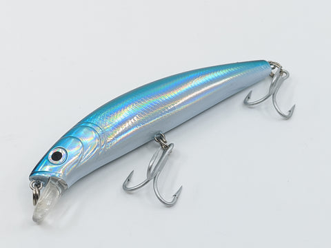 Smilin Jack's Minnow Blue Laser