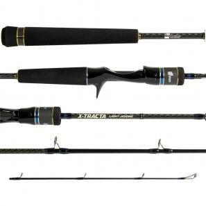 Samurai X-Tracta Light Jig Rods