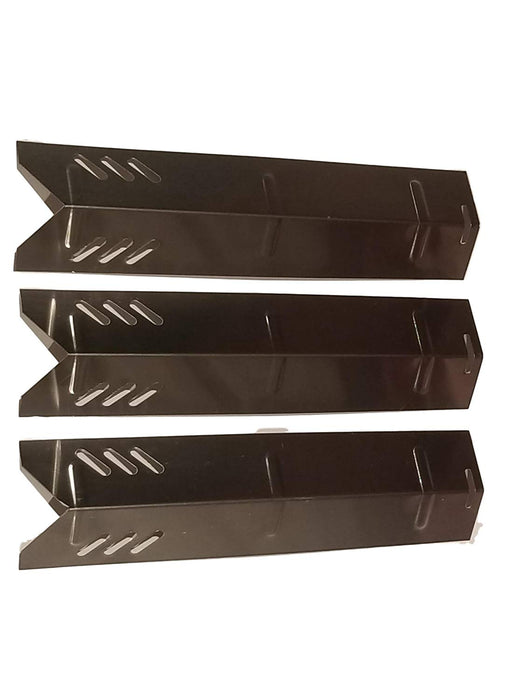Set of 3 Replacement Stainless Steel Heat Plates for ...