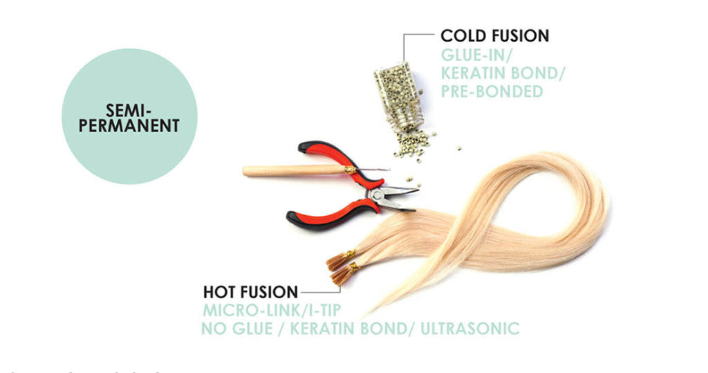 3 most popular hair extension methods pros and cons moresoo keratin hair extenion pros and cons pmusecretfo Gallery