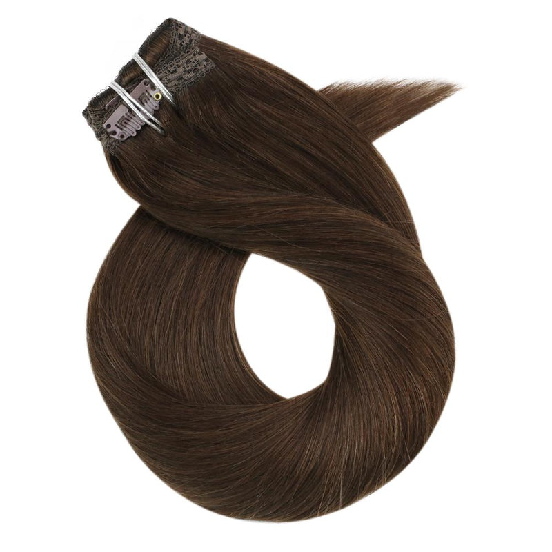 remy hair clip in extensions