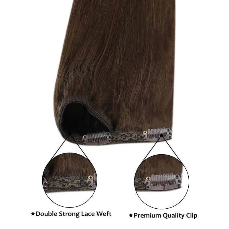 real extensions human hair