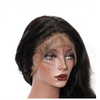 Moresoo Body Wave Brazilian Full Lace Wigs With Baby Hair Off Black #1B - moresoo