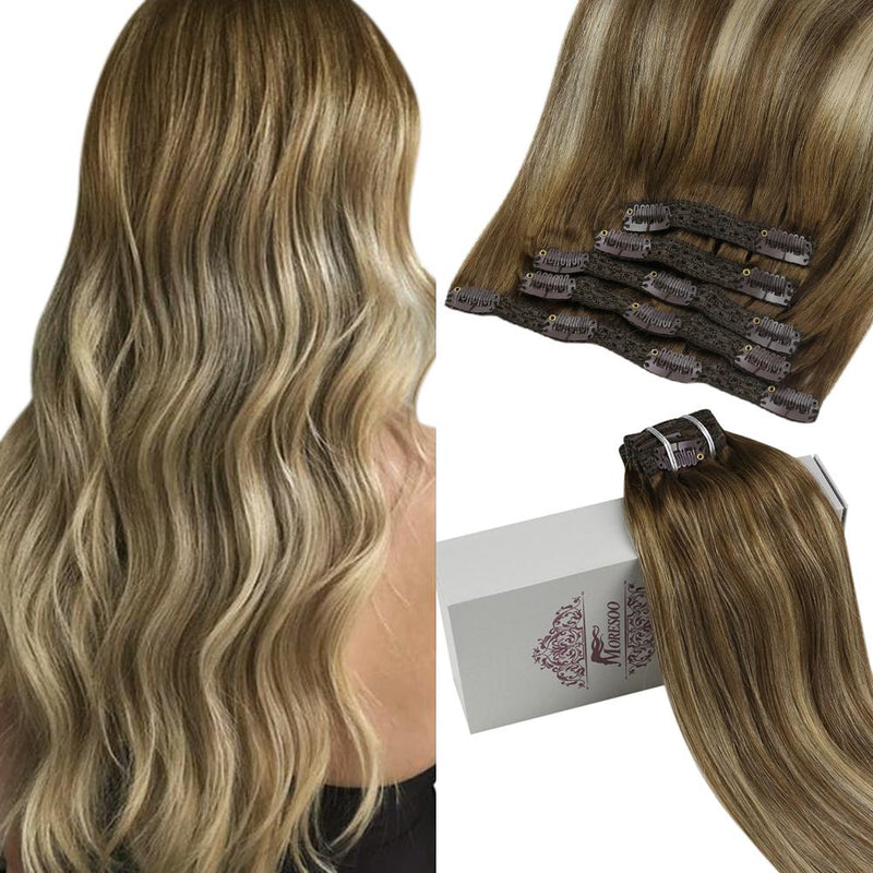 clip in natural hair