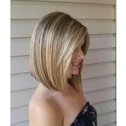 Moresoo Straight Mono Bob Wigs Brown #2 Fading To Blonde #27 and Blonde #613(#2/27/613)