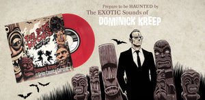 Dominick Kreep Conjures New Tunes For Tiki Surf Witches Soundtrack!