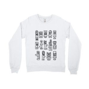 Tiki Party Sweatshirt