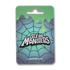 Sex and Monsters Enamel Pin