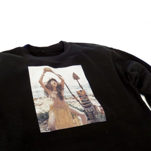 Tiki Surf Witch Sweatshirt