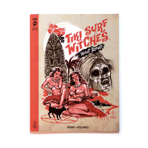 Tiki Surf Witches Collection