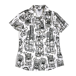 Show Me Your Tikis - Vacation Shirt (Female)