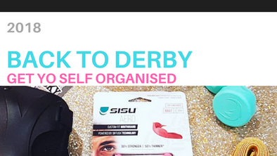 Back To Derby: Get Yo Self Organised