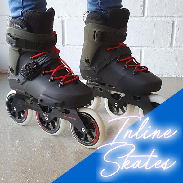 rollerblade 3wd twister perth