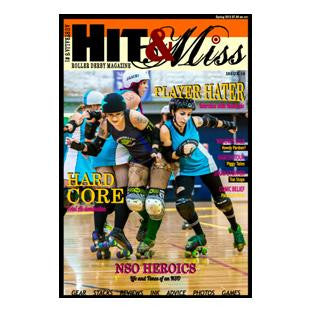 Hit And Miss Magazine Issue 10