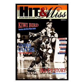 shortstop roller derby magazine