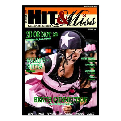 Hit And Miss Magazine Issue 12