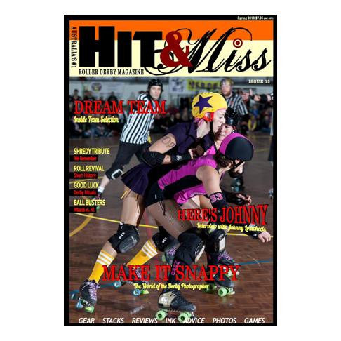 Hit And Miss Magazine Issue 13