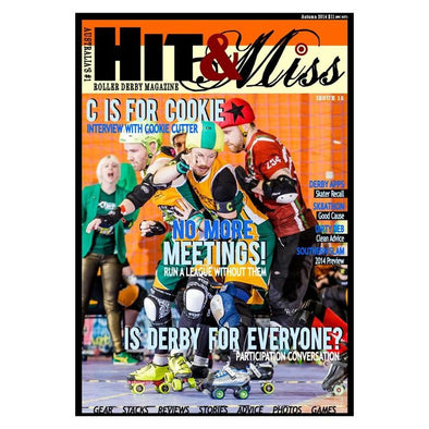 mens roller derby magazine
