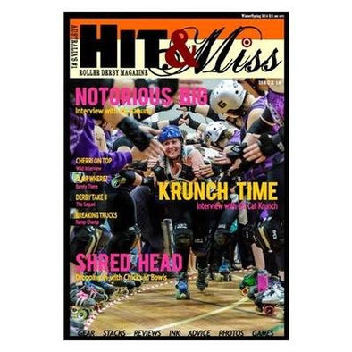 Hit And Miss Magazine Issue 16