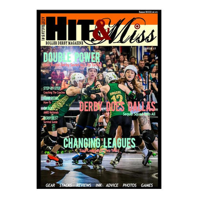 Hit And Miss Magazine Issue 17
