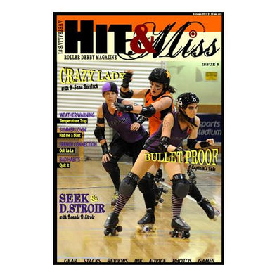 Hit And Miss Magazine Issue 8