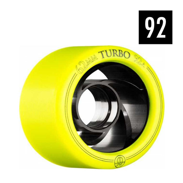 Bones Turbo Yellow 92A - 4 pack