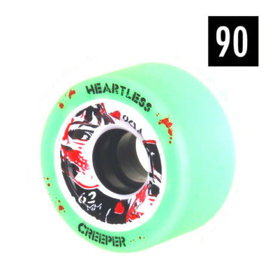 heartless creeper green 90a wheel