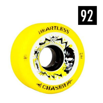 roller derby wheel yellow 92a
