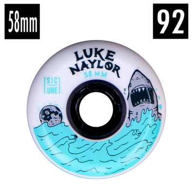 Luke Naylor Wheel 92A