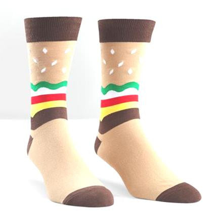 burger-socks